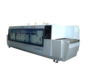 TFT-LCD In-line Cleaning Machine